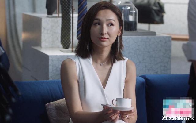 三十而已裡高海寧跟江疏影同框沒輸,TVB女演員的精英感哪裡來的-圖7