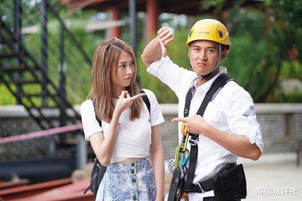 被指商業味濃,TVB這對緋聞情侶終於不再低調,隔空撒嬌大秀恩愛-圖2