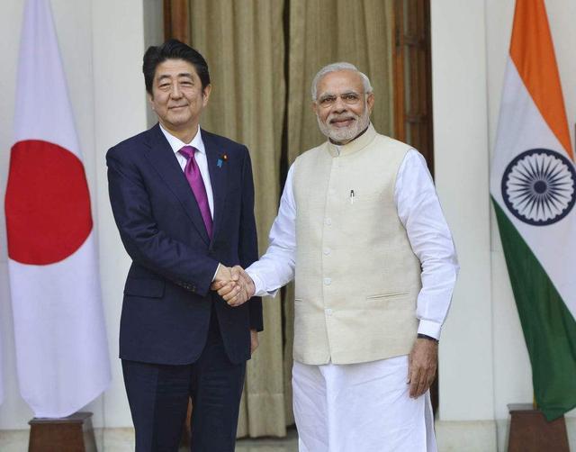 這是什麼操作?中印外長會談同一天,印度與日本達成重磅軍事協定-圖2