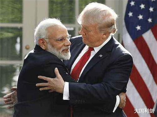 友誼的小船說翻就翻!特朗普果斷對印度下手,莫迪這回後悔莫及-圖3