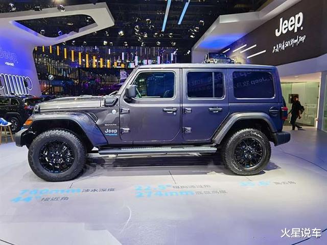 Jeep全新越野車亮相北京車展,網友:買不起大G就看它-圖4