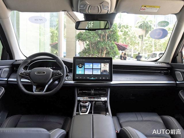 20萬以下純電SUV新勢力 外觀高顏值 智能配置齊全續航無憂-圖6