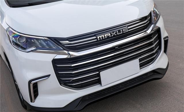 很像豪華品牌的國產MPV,大通G50非常大氣,空間寬敞很實用-圖2