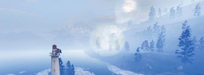 奥拉星白虎怎么打_这款生存游戏画面有多美?玩家差点因沉迷风景而忘记求生-第5张图片-游戏摸鱼怪
