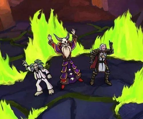 魔獸世界懷舊服:3人68分鐘殺希爾蓋,帶37個躺屍老板暢遊NAXX-圖7