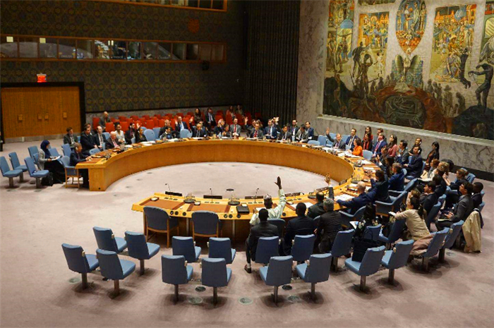中俄英法德突然召開6國會議!宣佈美制裁無效,蓬佩奧笑不出來瞭-圖2