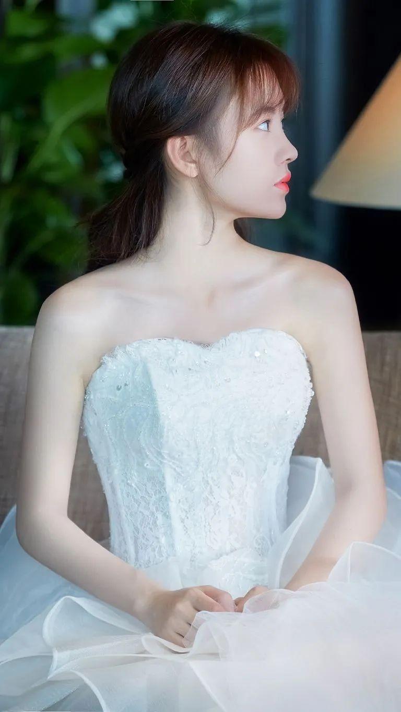 #遊泳先生鞠婧禕# 宋茶茶是最美的新娘-圖6
