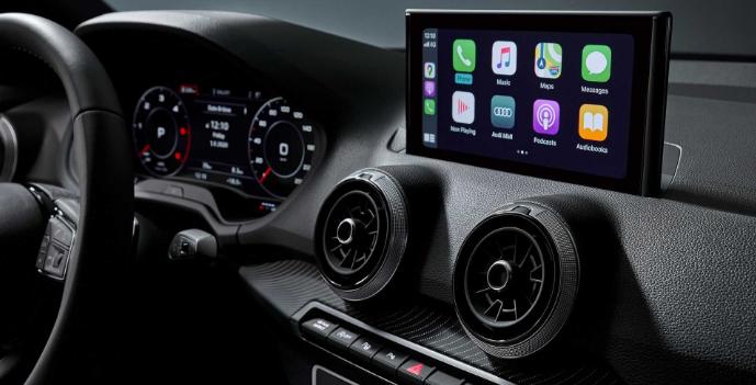 2021款奧迪Q2新車發佈,首推蘋果綠車身色彩,搭1.5T+7DCT-圖6