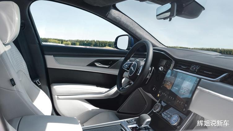 """iQ全鋁平臺打造""""捷豹XF""""中期改款車型正式發佈,5.8秒破百-圖5"""