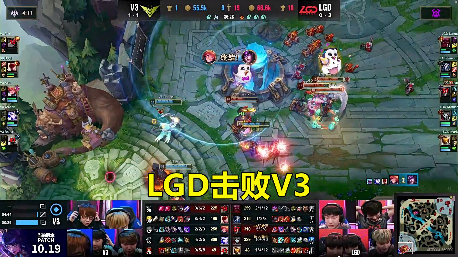 S10總決賽:LGD能否挺過小組賽?lpl風格和lck風格的再次較量-圖7