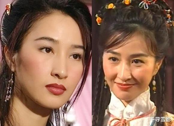 古裝劇裡的那些孿生姐妹,相同的容貌不同的裝扮和氣質,誰更勝一籌?-圖6