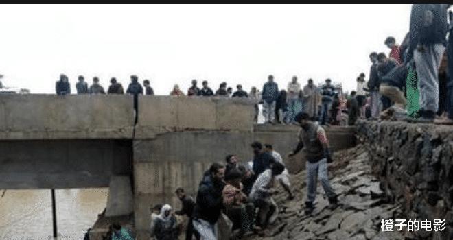 天亡印度!拉達克峽谷發生劇烈地震,無數巨石滾落,印軍基地被夷為平地-圖2
