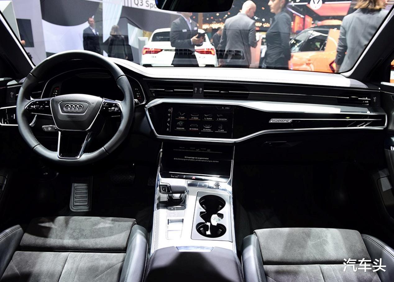 A6 allroad本身就是奧迪設計、科技以及四驅的表現形式,真奧迪!-圖7