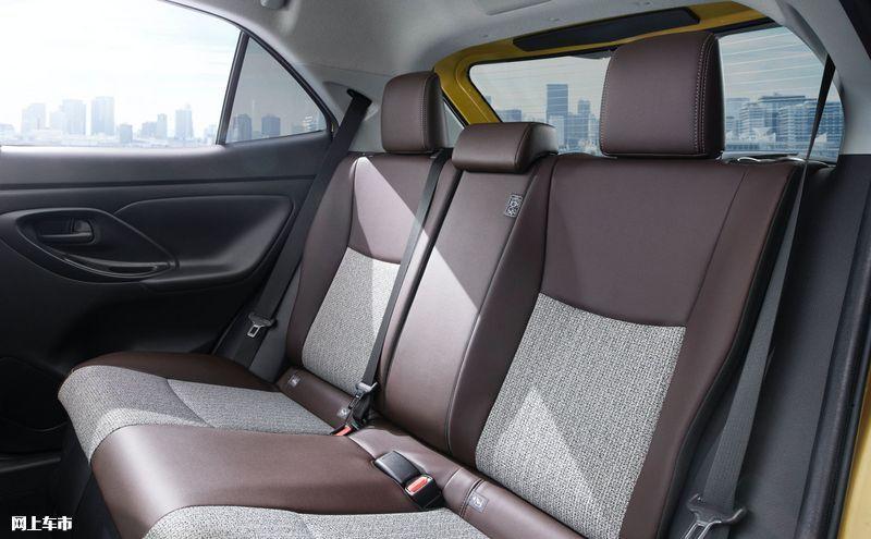 豐田全新小型SUV開售!搭1.5L發動機,配置豐富,入門級SUV首選-圖6