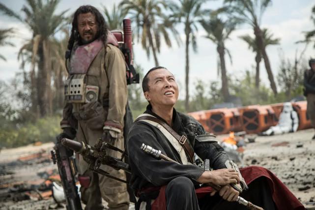 甄子丹正式進軍好萊塢,三部大片都是男主角,成就有望比肩成龍-圖8