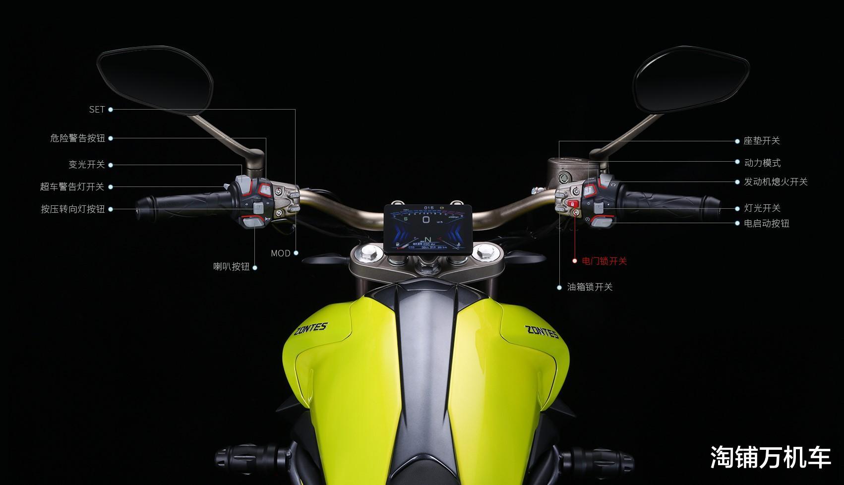 單搖臂科幻太子 升仕310V1正式上市 售價27800元-圖6