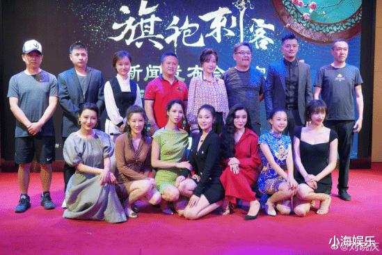 繼《隋唐》後,65歲劉曉慶再演少女,旗袍裝老態盡顯被網友吐槽-圖6