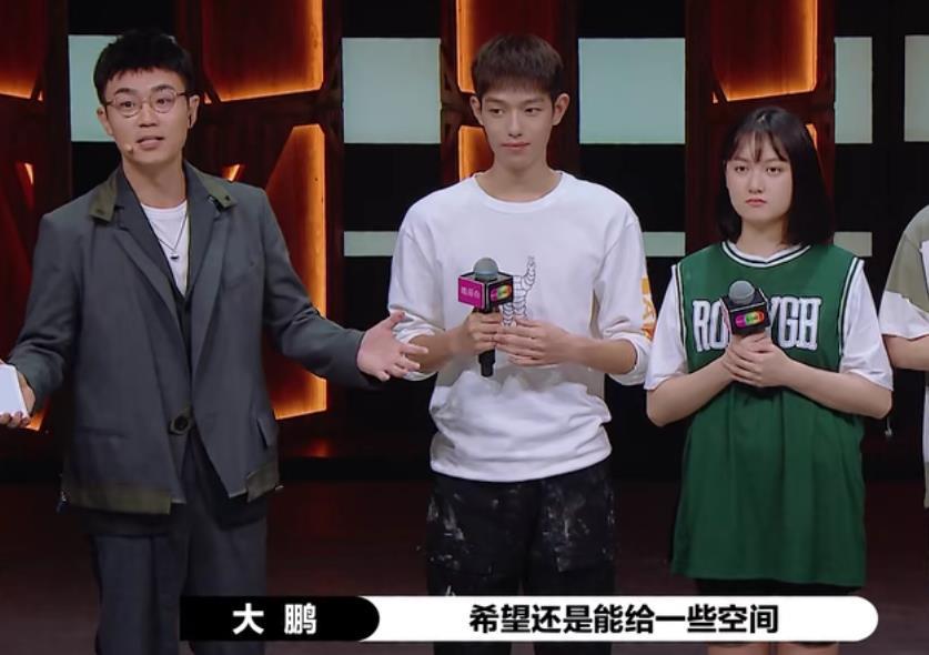 """李誠儒惹大鵬不滿,郭敬明""""頭鐵""""回應,兩個人意外成贏傢-圖9"""