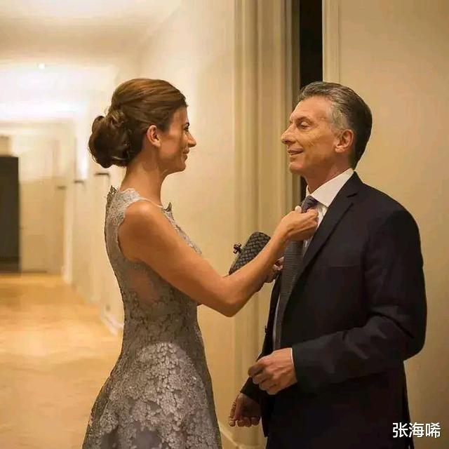 阿根廷第一夫人35歲三婚帶娃嫁給總統,特朗普也驚嘆於才華-圖5