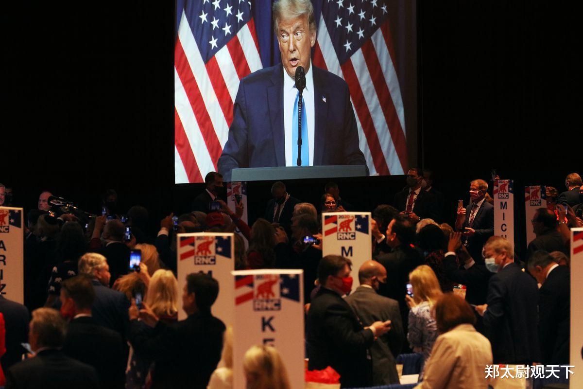 CNN主持人被嚇壞,因為嘉賓說美國將爆發內戰!特朗普是導火索?-圖3