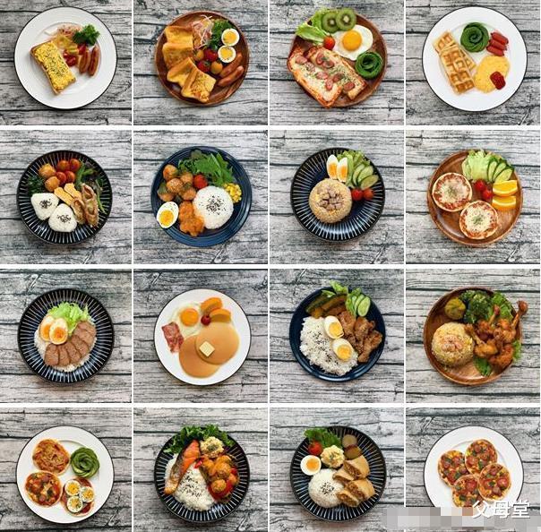 日本一位鋼鐵直男老公火瞭:每天給妻女做早飯,是愛情最初的模樣-圖5