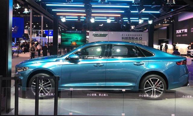 2020北京車展,四款國產車成名,一款比一款科技,最低7萬多-圖4