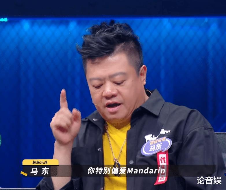 五條人排名第二,Mandarin遺憾淘汰,張亞東這一次回應打分爭議瞭-圖7