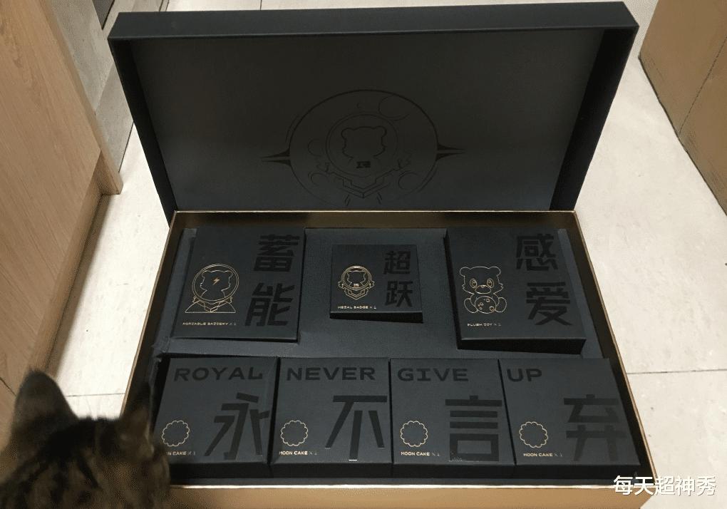 英雄聯盟:2020LPL中秋禮盒曝光,RNG大手筆,IG讓人捏把汗-圖5