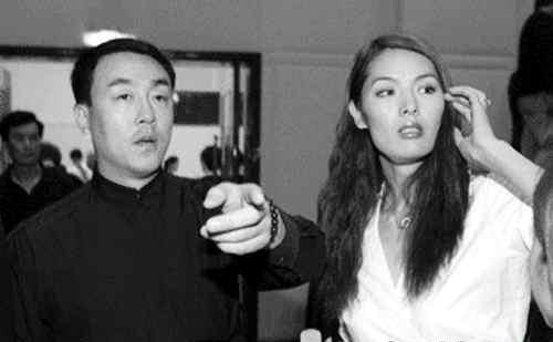 娶小15歲超模馬艷麗,婚內和舞者劉巖傳緋聞,摔殘後直言隻是朋友-圖3