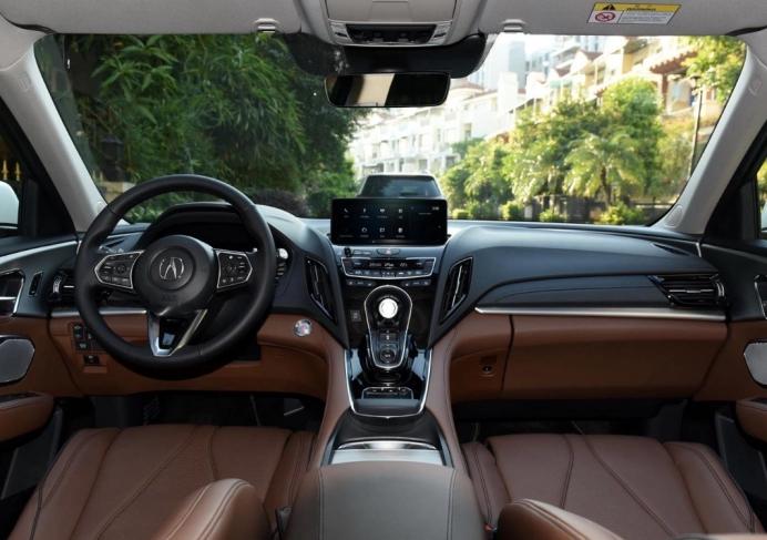實用SUV的最佳代表 謳歌RDX的2.0T+10AT 你需要細品一下-圖3