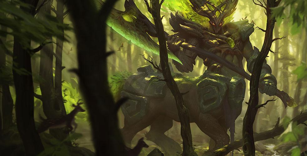 雲頂之弈:森林小法師這麼強的原因是否因為卡瞭BUG?-圖3