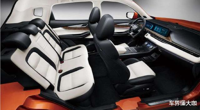 全新捷途X70品味提升,變身6.99萬豪華SUV,配4根尾排-圖8