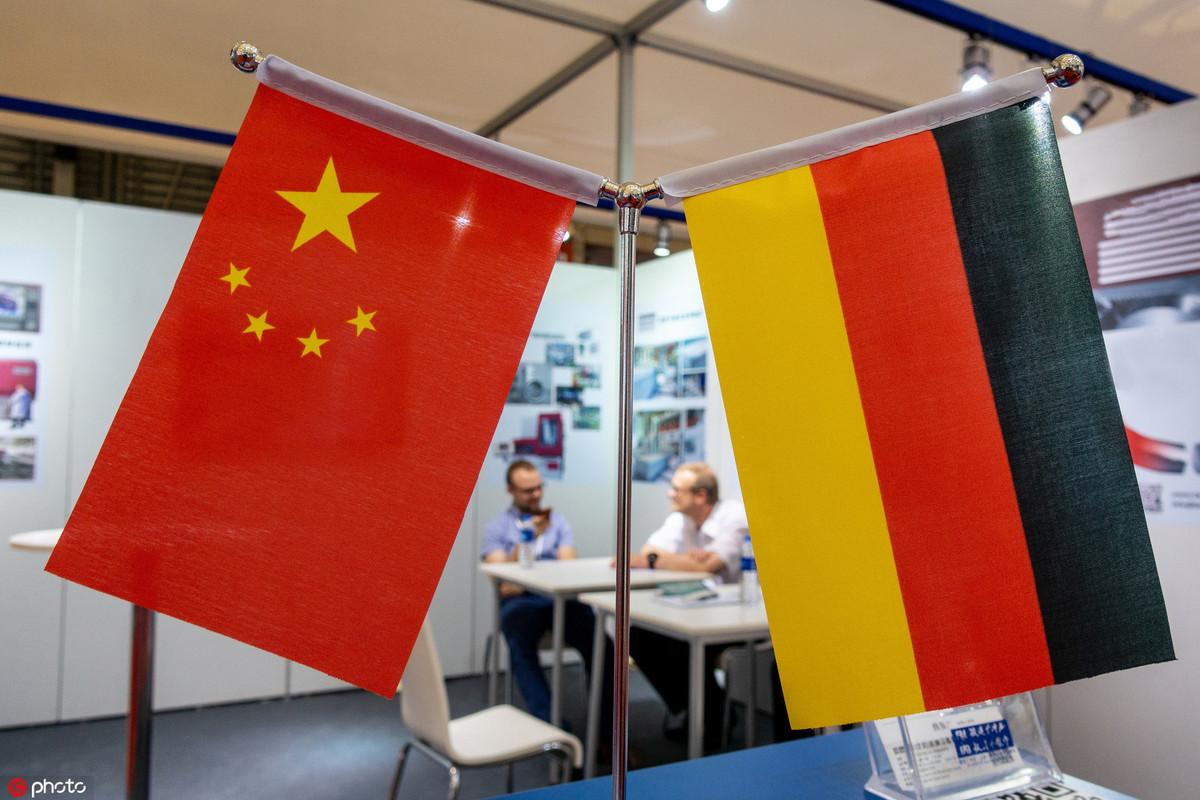 德國正式會談中國,傳遞瞭一致的信息!-圖2