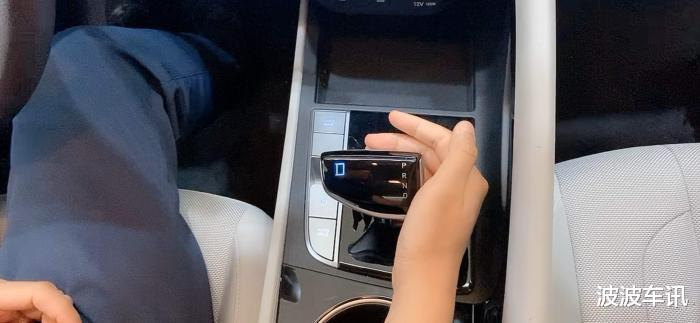 全新國產現代伊蘭特實車亮相,整車顏值很高,北京車展預售-圖6