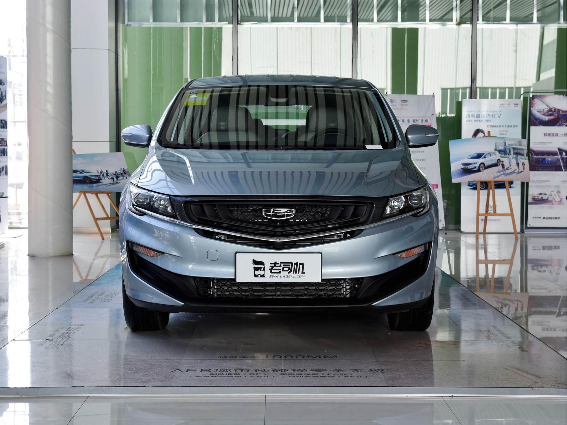 吉利造出成功MPV,頂配15萬配1.8T,軸距2805mm,四輪獨懸舒適佳-圖2