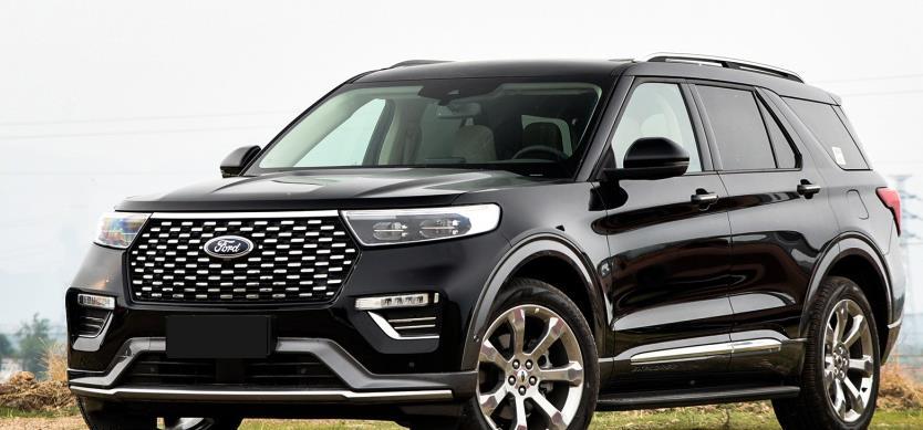 中端SUV盤點:豐田·通用&福特,哪個品牌的選項水平最高?-圖10