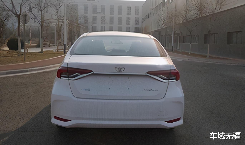 """豐田膨脹瞭,推""""三缸""""卡羅拉,換凱美瑞的臉,還造全新特供車?-圖4"""