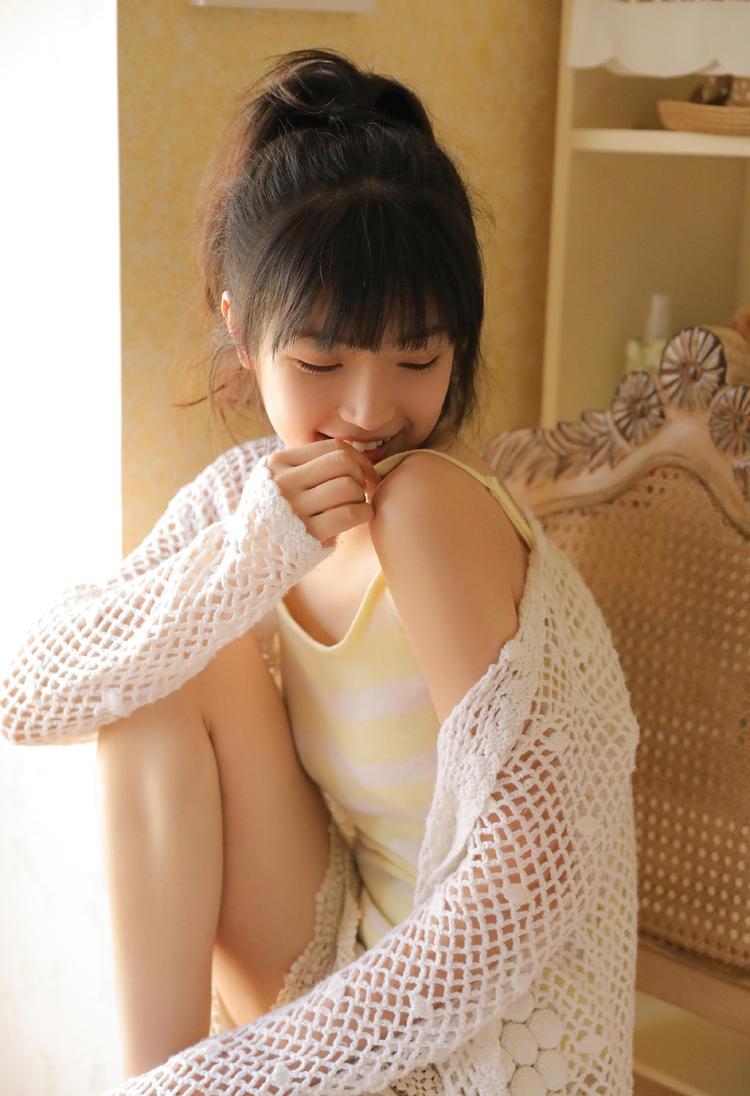 青春美女:清純少女,元氣滿滿-圖2
