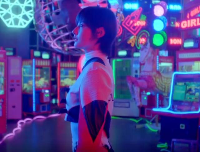 硬糖少女MV造型公佈:希林科幻風,nene巨星范兒,張藝凡窩心-圖2