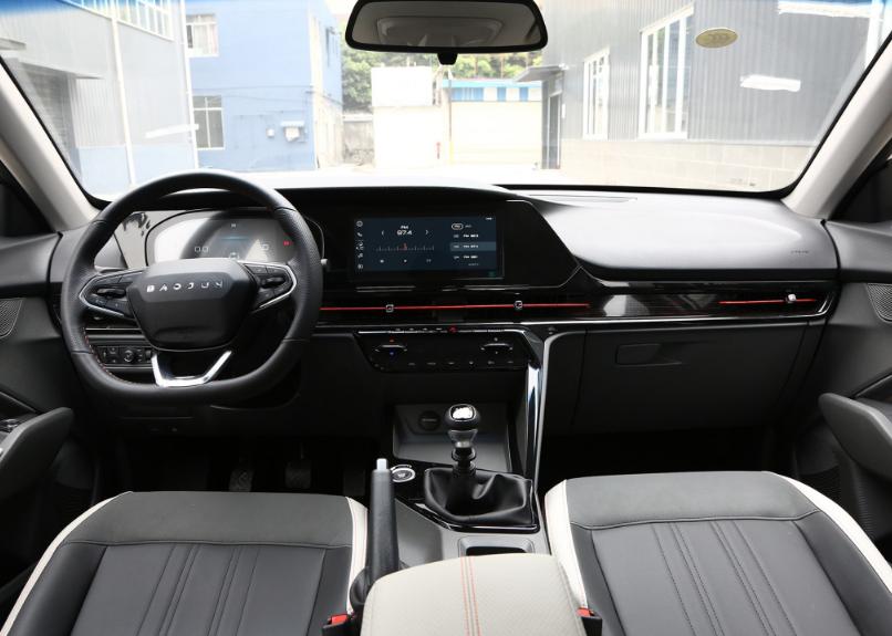 低售價高顏值的國產B級車型,起售8.48萬車長4925MM-圖3
