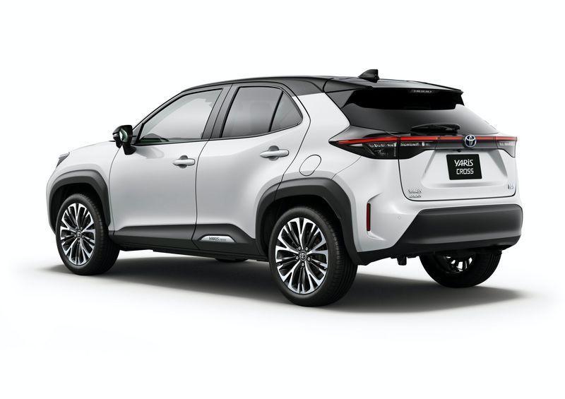 豐田全新小型SUV開售!搭1.5L發動機,配置豐富,入門級SUV首選-圖2