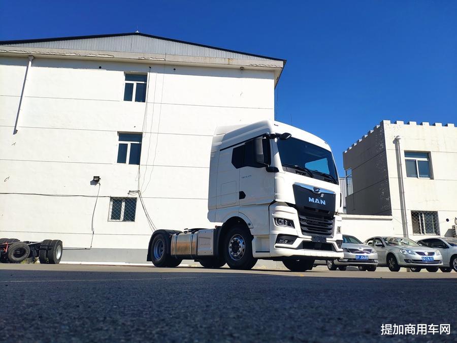 750馬力國產卡車即將到來,黃河卡車回歸,9月卡車圈大事盤點-圖5