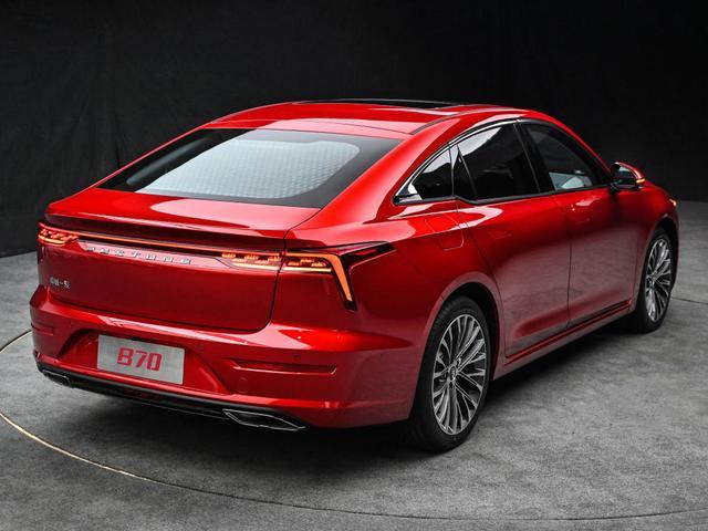 北京車展這三款新車別錯過,稱得上10萬級新秀,各個顏值爆表-圖6