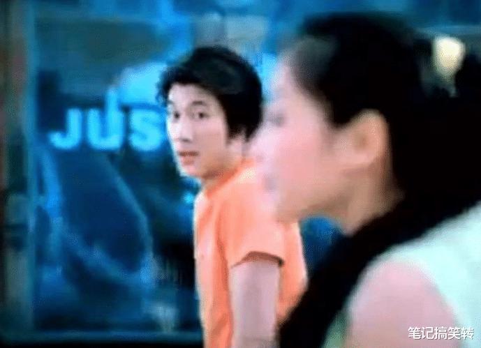 王力宏21年前拍的純凈水廣告,有誰註意女主?如今火得一塌糊塗!-圖6