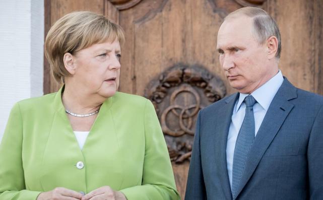 默克爾與俄羅斯徹底撕破臉皮瞭?美英先別高興得太早-圖3