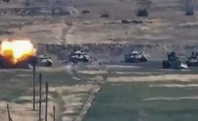 損失上千!亞美尼亞軍隊慘遭圍堵,連續4天未能突出重圍!-圖3