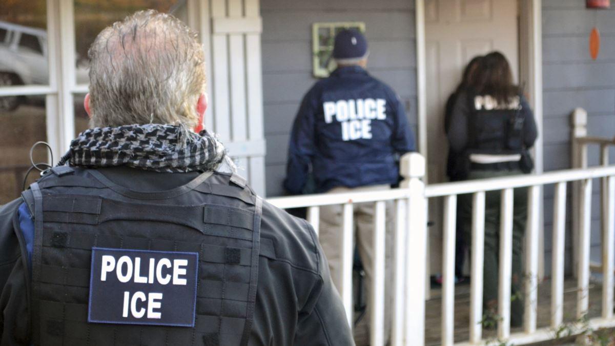 剛剛!美國移民執法局清晨突襲華人區公寓-圖2