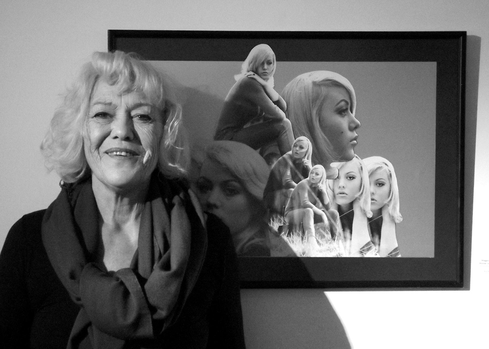 007女郎Margaret Nolan逝世終年76歲全金性感造型成經典-圖8