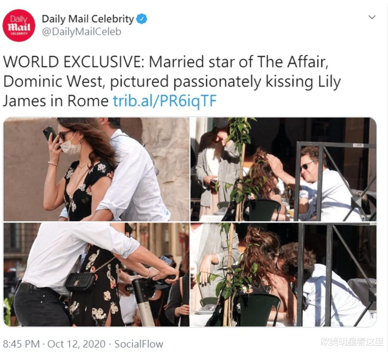 美國隊長被綠?緋聞女友灰姑娘勾搭已婚50歲男星街頭熱吻-圖3