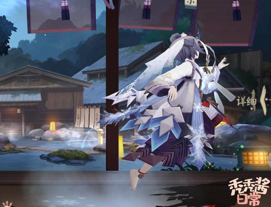 """阴阳师SSR千姬:又一位美强惨?""""在逃公主""""铃鹿的混血人鱼妹妹插图(7)"""